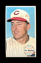 1964 JIM MALONEY TOPPS GIANT #34 REDS *009