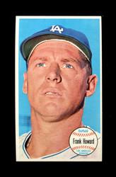 1964 FRANK HOWARD TOPPS GIANT #24 DODGERS *023