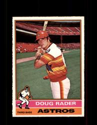 1976 DOUG RADER OPC #44 O-PEE-CHEE ASTROS *1852
