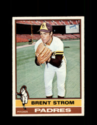 1976 BRENT STROM OPC #84 O-PEE-CHEE PADRES *R4613