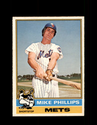 1976 MIKE PHILLIPS OPC #93 O-PEE-CHEE METS *R4622