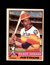 1976 WILBUR HOWARD OPC #97 O-PEE-CHEE ASTROS *R4626