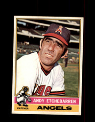1976 ANDY ETCHEBARREN OPC #129 O-PEE-CHEE ANGELS *R4658