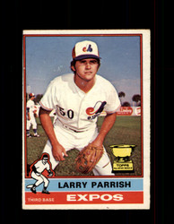 1976 LARRY PARRISH OPC #141 O-PEE-CHEE EXPOS *R4670
