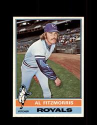 1976 AL FITZMORRIS OPC #144 O-PEE-CHEE ROYALS *R4673