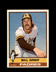 1976 BILL GREIF OPC #184 O-PEE-CHEE PADRES *R4710