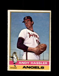 1976 ANDY HASSLER OPC #207 O-PEE-CHEE ANGELS *R4729