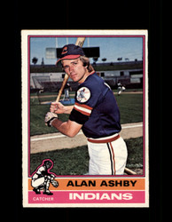 1976 ALAN ASHBY OPC #209 O-PEE-CHEE INDIANS *R4731