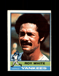 1976 ROY WHITE OPC #225 O-PEE-CHEE YANKEES *R4747