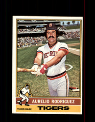 1976 AURELIO RODRIGUEZ OPC #267 O-PEE-CHEE TIGERS *4265