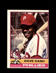 1976 DAVE CASH OPC #295 O-PEE-CHEE PHILLIES *R4783
