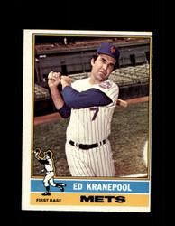 1973 ED KRANEPOOL OPC #314 O-PEE-CHEE METS *R4802
