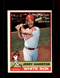 1976 JERRY HAIRSTON OPC #391 O-PEE-CHEE WHITE SOX *R4873