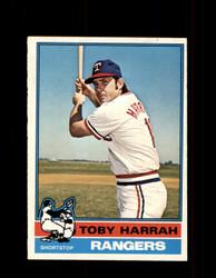 1976 TOBY HARRAH OPC #412 O-PEE-CHEE RANGERS *R4894