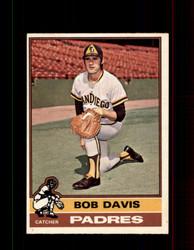 1976 BOB DAVIS OPC #472 O-PEE-CHEE PADRES *R4955