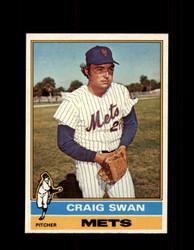 1976 CRAIG SWAN OPC 3494 O-PEE-CHEE METS *R4975