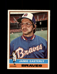 1976 JAMIE EASTERLY OPC #511 O-PEE-CHEE BRAVES *R4991