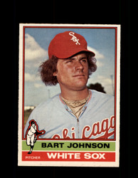 1976 BART JOHNSON OPC #513 O-PEE-CHEE WHITE SOX *R4993