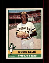 1976 DOCK ELLIS OPC #528 O-PEE-CHEE PIRATES *R5007