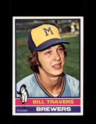 1976 BILL TRAVERS OPC #573 O-PEE-CHEE BREWERS *R1916