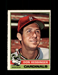 1976 DON KESSINGER OPC #574 O-PEE-CHEE CARDINALS *R1852