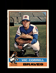 1976 VIC CORRELL OPC #608 O-PEE-CHEE BRAVES *2673