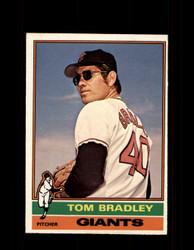 1976 TOM BRADLEY OPC #644 O-PEE-CHEE GIANTS *R5039
