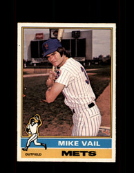 1976 MIKE VAIL OPC #655 O-PEE-CHEE METS *R5050