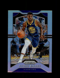 2019 ALFONZO MCKINNIE PRIZM #106 SILVER WARRIORS *R5288