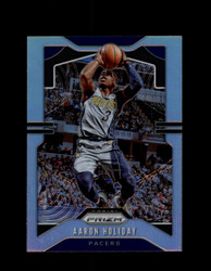 2019 AARON HOLIDAY PRIZM #115 SILVER PACERS *R5292