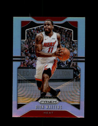 2019 DION WAITERS PRIZM #148 SILVER HEAT *R5304