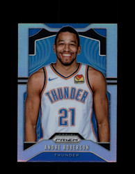 2019 ANDRE ROBERSON PRIZM #187 SILVER THUNDER *R5323