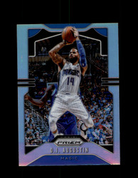2019 D.J. AUGUSTIN PRIZM #197 SILVER MAGIC *R5328