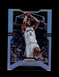 2019 BROOK LOPEZ PRIZM #234 SILVER BUCKS *R5174
