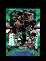 2019 BRUCE BROWN PRIZM #97 CRACKED GREEN ICE PISTONS *R5411
