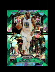 2019 ANDRE IGUODALA PRIZM #102 CRACKED GREEN ICE GRIZZLIES *R5408