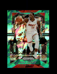 2019 BAM ADEBAYO PRIZM #144 CRACKED GREEN ICE HEAT *R5387