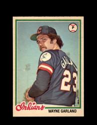 1978 WAYNE GARLAND OPC #15 O-PEE-CHEE INDIANS *R5367