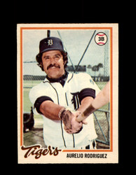 1978 AURELIO RODRIGUEZ OPC #64 O-PEE-CHEE TIGERS *3751