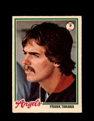 1978 FRANK TANANA OPC #65 O-PEE-CHEE ANGELS *3749