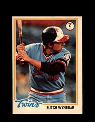 1978 BUTCH WYNEGAR OPC #104 O-PEE-CHEE TWINS *7617