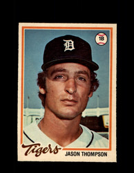 1978 JASON THOMPSON OPC #212 O-PEE-CHEE TIGERS *R5516