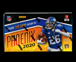 "2020 PHOENIX FOOTBALL ""FANATICS"" EXCLUSIVE 200 CARD FACTORY SET"