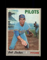 1970 BOB LOCKER OPC #249 O-PEE-CHEE PILOTS *R5757