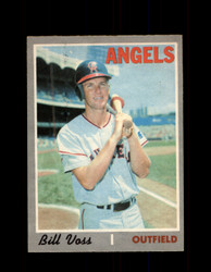 1970 BILL VOSS OPC #326 O-PEE-CHEE ANGELS *R5806