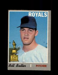 1970 BILL BUTLER OPC #377 O-PEE-CHEE ROYALS *R5839