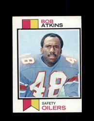 1973 BOB ATKINS TOPPS #18 OILERS *G6047