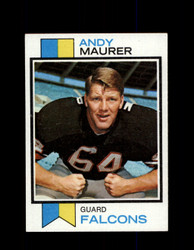 1973 ANDY MAURER TOPPS #36 FALCONS *R3215