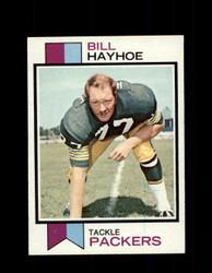 1973 BILL HAYHOE TOPPS #208 PACKERS *G5947