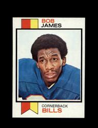 1973 BOB JAMES TOPPS #120 BILLS *G6056